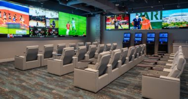 Betfred Opens Retail Sportsbook Paragon Casino